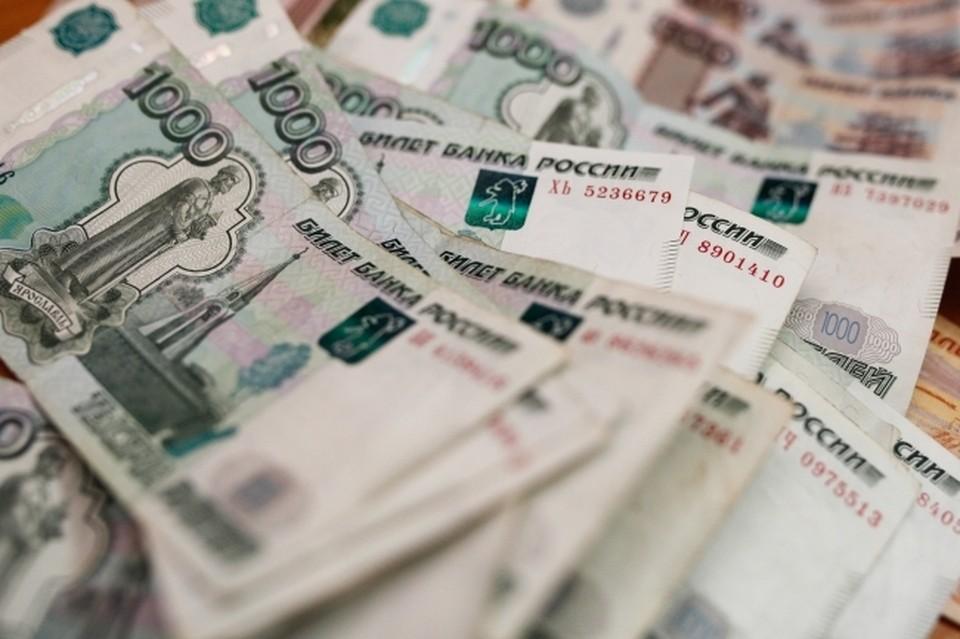За восемь месяцев с должников взыскали 30 млн рублей