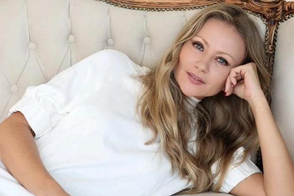 46-летняя актриса родила сына