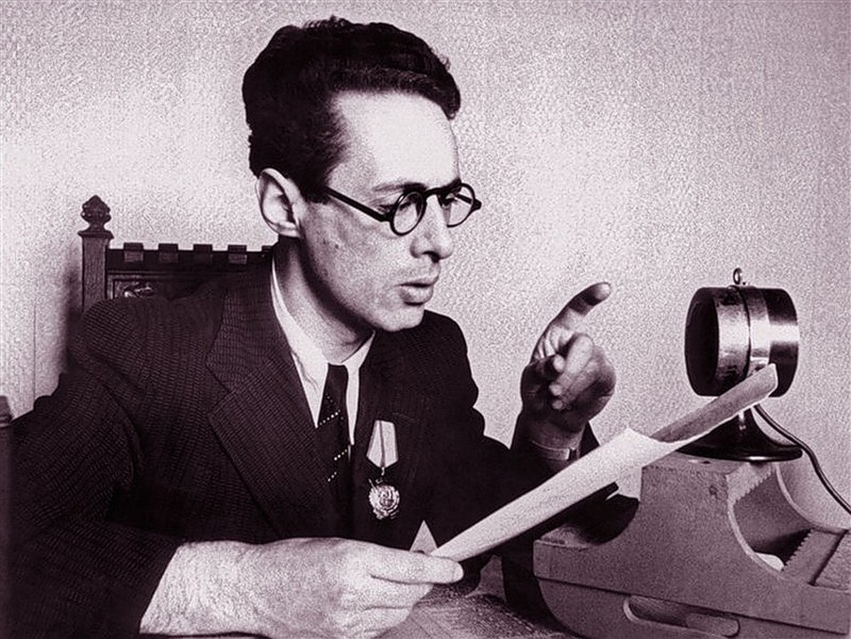 105 лет со дня рождения Юрия Левитана
