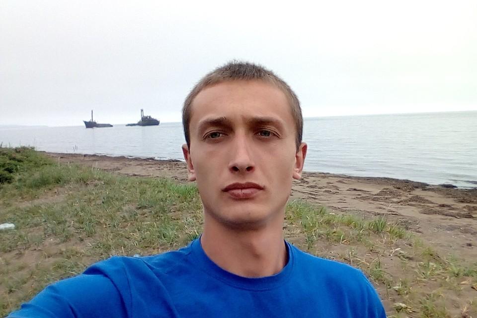 Александр Олегович Вещагин, 1993 года рождения. Фото: личная страница в соцсетях