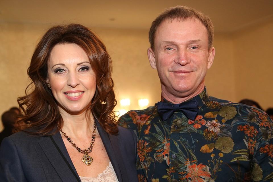 Наталья Сенчукова и Виктор Рыбин - одна из самых крепких пар российского шоу-бизнеса.