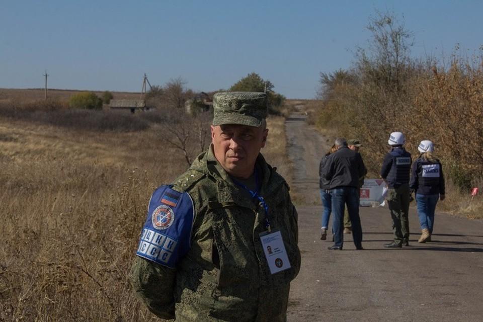 Вторая попытка разведения сил и средств в Донбассе вчера окончилась провалом