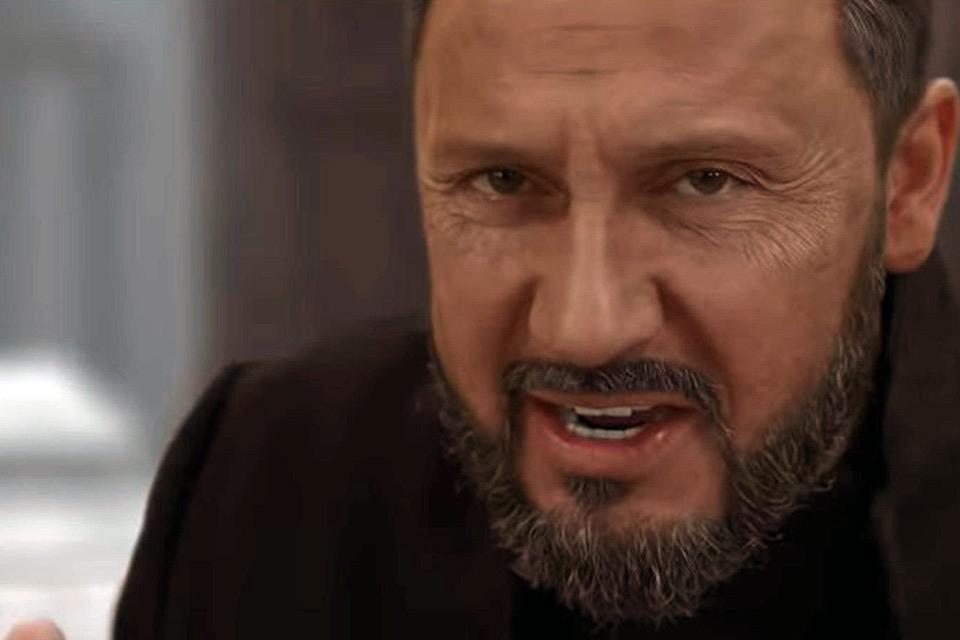 Кадр из клипа «Этот долгий день» Стаса Михайлова.