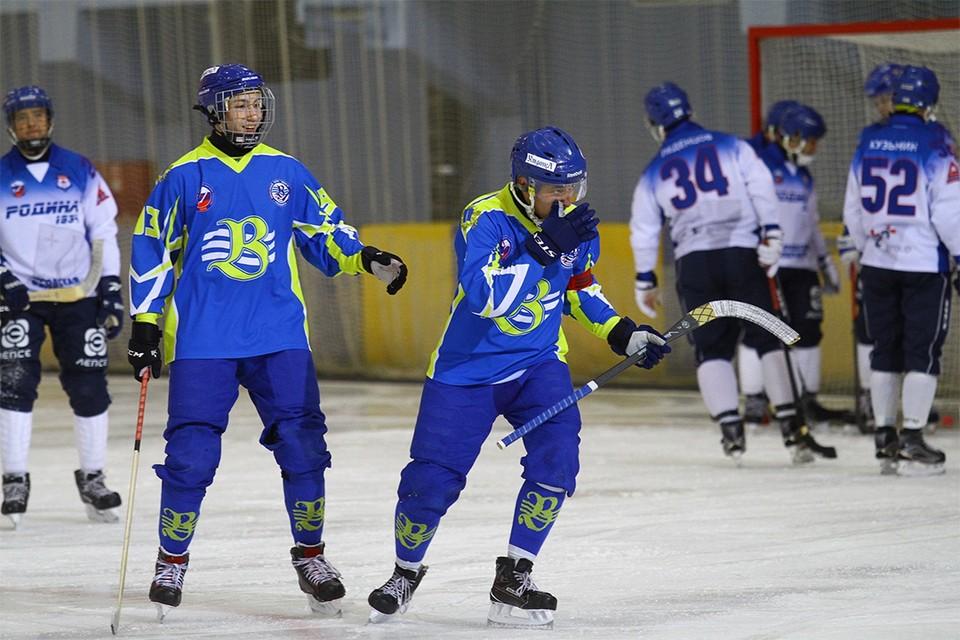 Финальный матч состоялся 13 октября. Фото: vk.com/rodinakirovfan