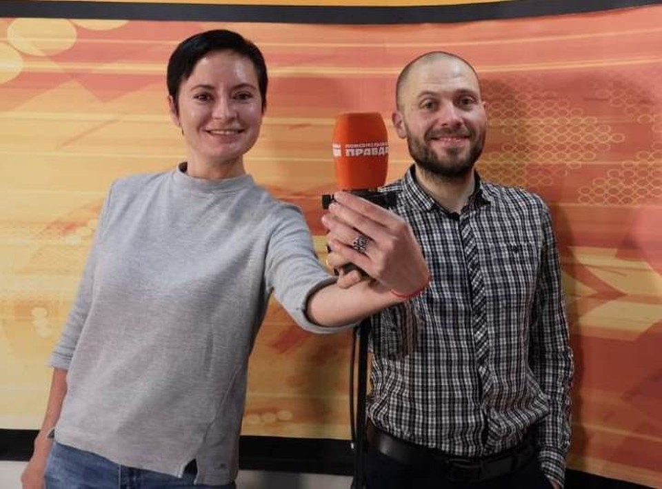 Евгения Дмитриева и Юрий Яшников