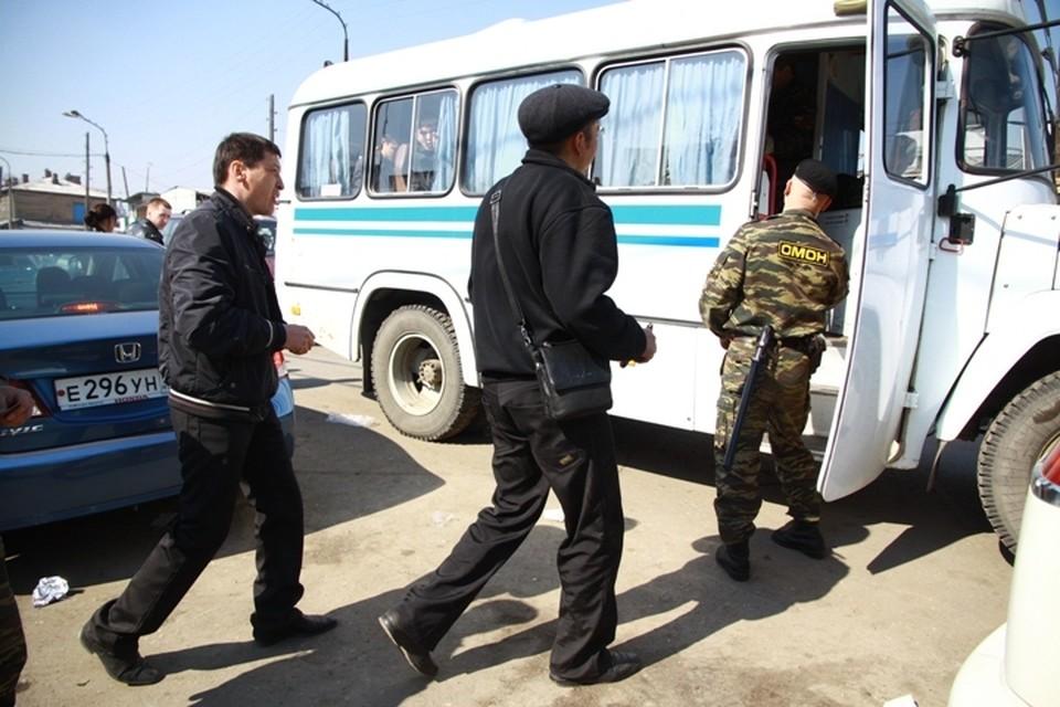 На одном из предприятий Иркутска работали 50 нелегальных мигрантов