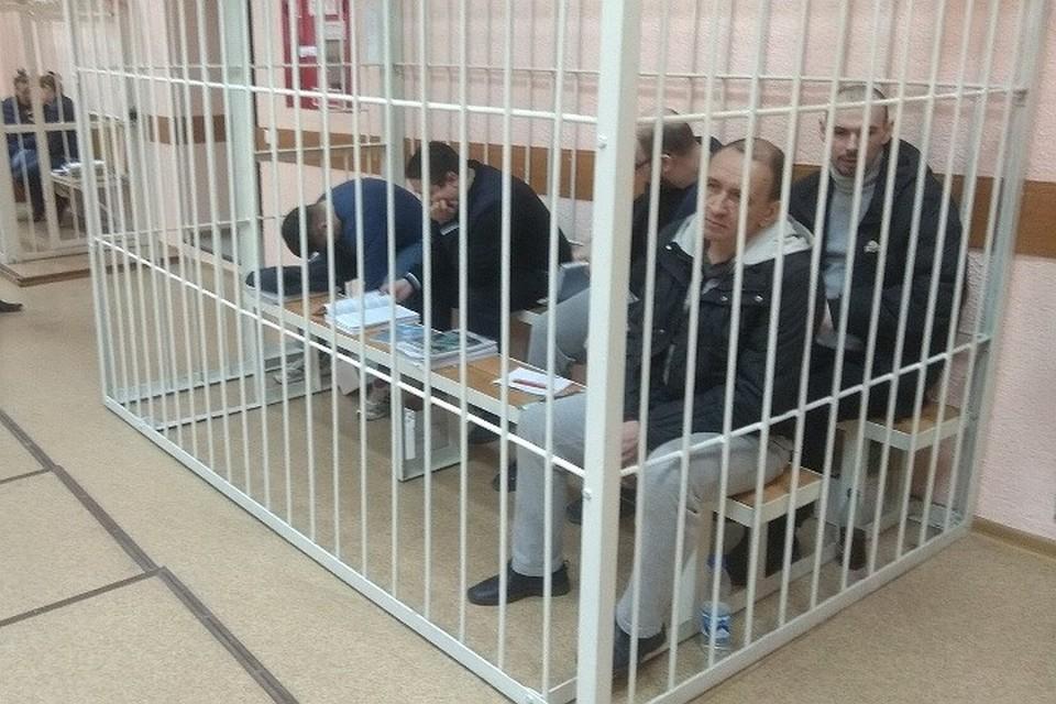 Прокурор просит домашний арест для четверых обвиняемых по делу «Зимней вишни»