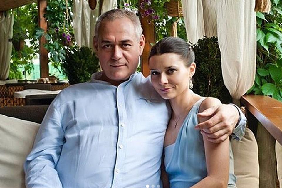Сергей и Юлия Доренко