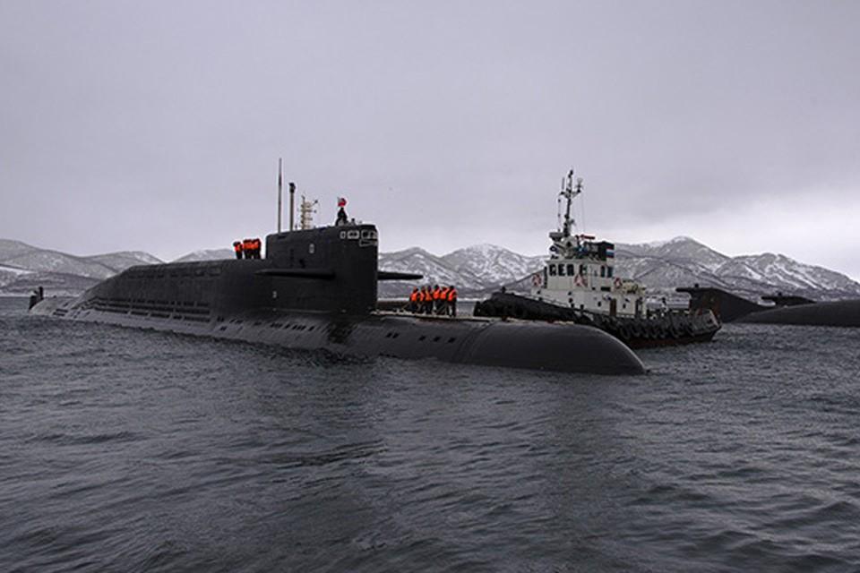 Минобороны опровергло слух о «нештатной ситуации» подлодки «Рязань». Фото: mil.ru