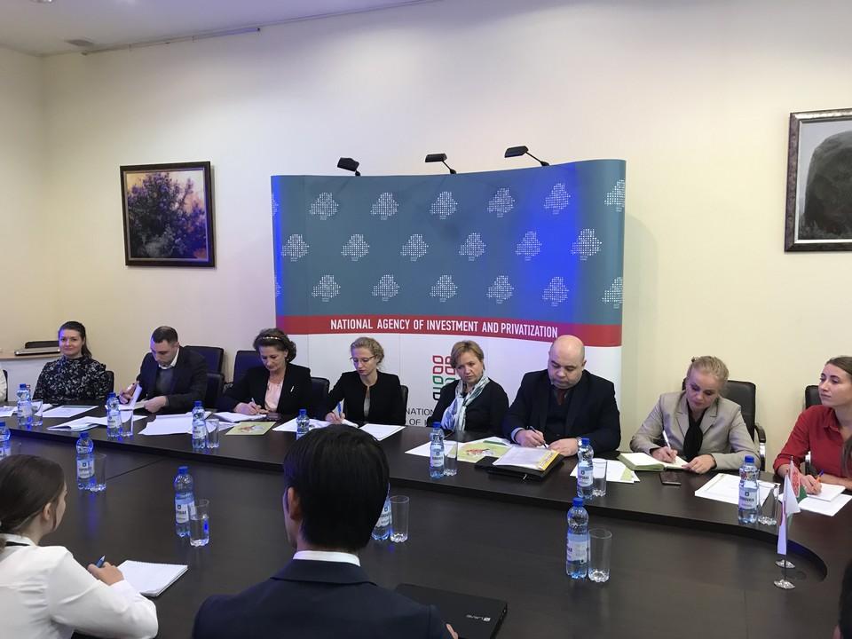 Делегация из Японии приехала в Беларусь для переговоров с ведомствами. Фото: investinbelarus.by