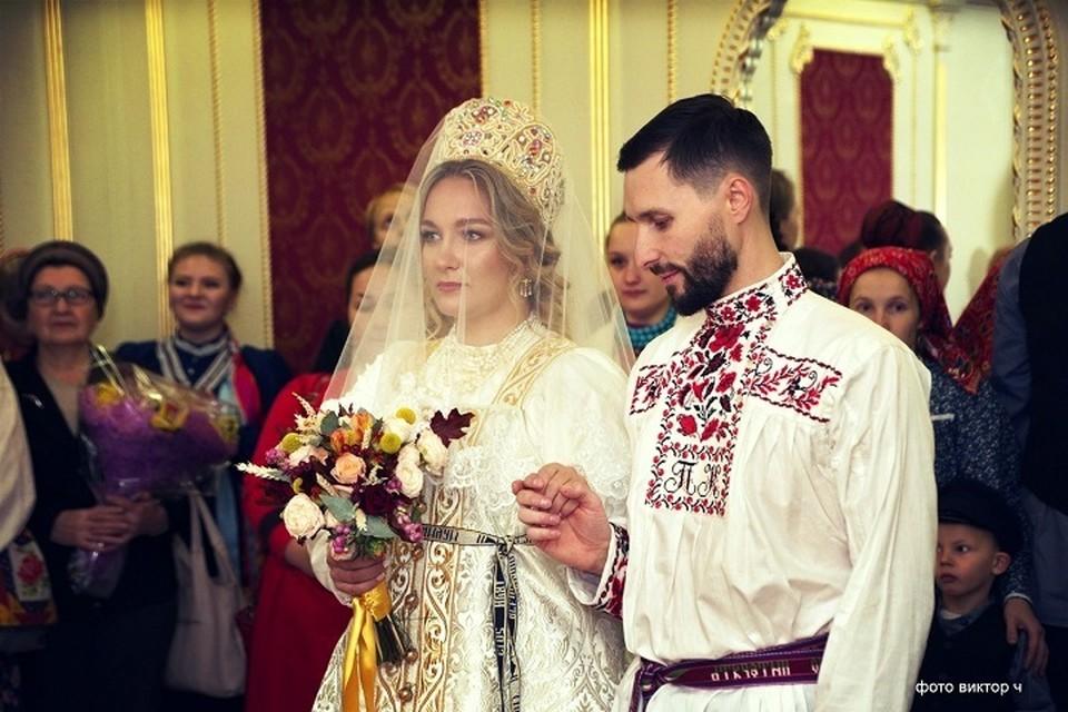 Свадьбу отмечали на родине невесты - в Челябинске. Фото: предоставлено Ксенией Коковиной