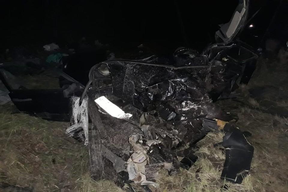 Кто виновен в аварии пока неизвестно. Фото: УГИБДД по Кировской области