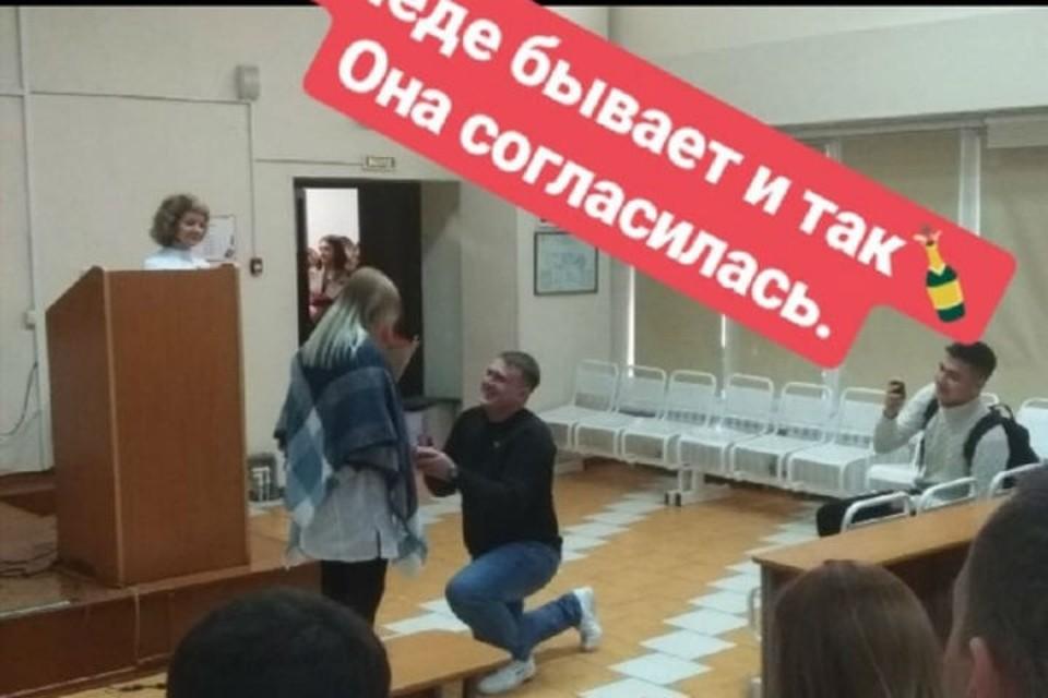 Владиславу удалось удивить будущую невесту Фото: Соцсети