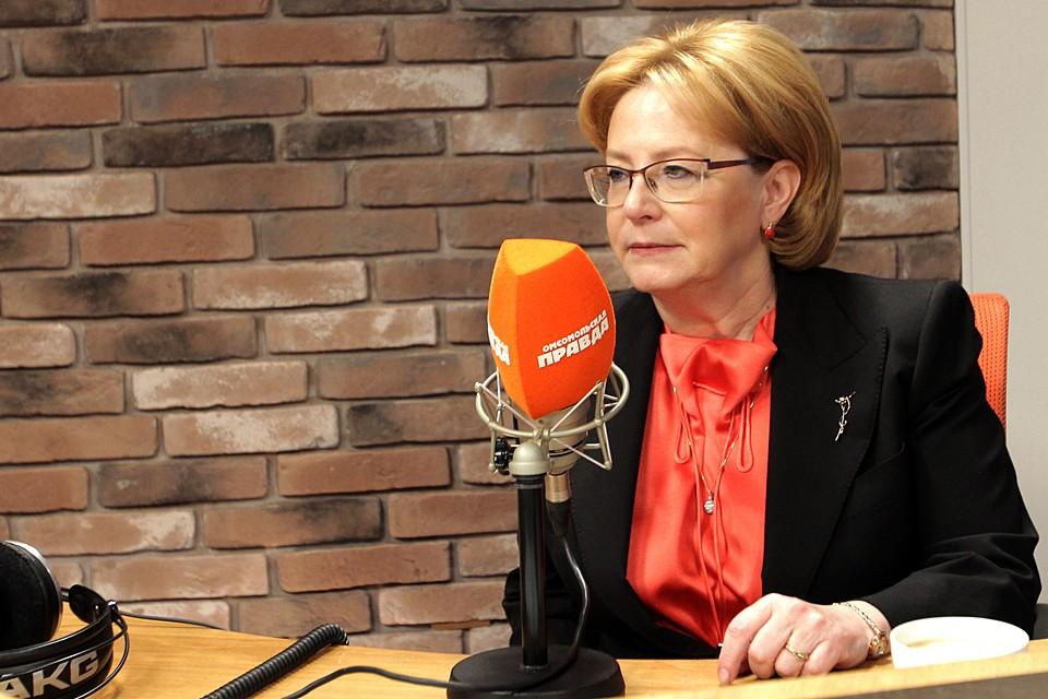 Вероника Скворцова пришла на прямой эфир программы «Доживем до понедельника»