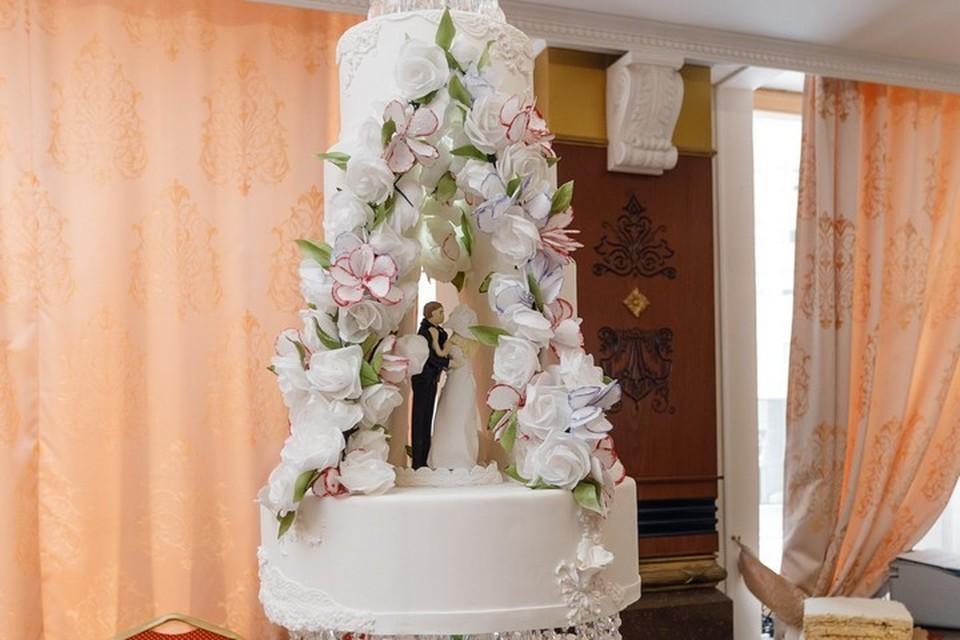 В Красноярске прошла выставка-конкурс тортов. Фото: International Pastry Cup