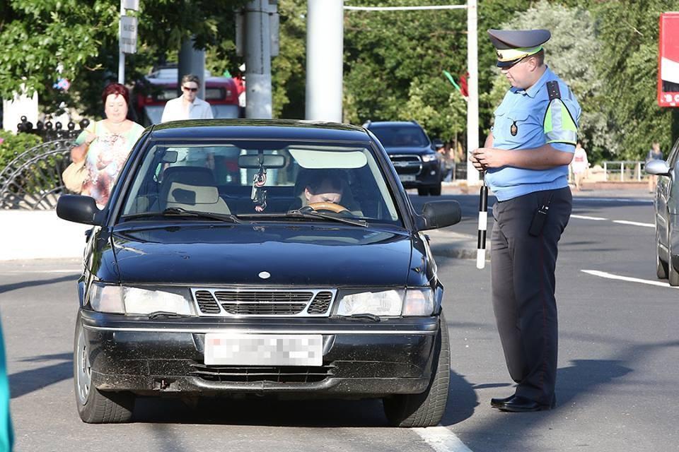 Студент уехал в Горки на чужом авто. Хотел успеть на занятия в вуз