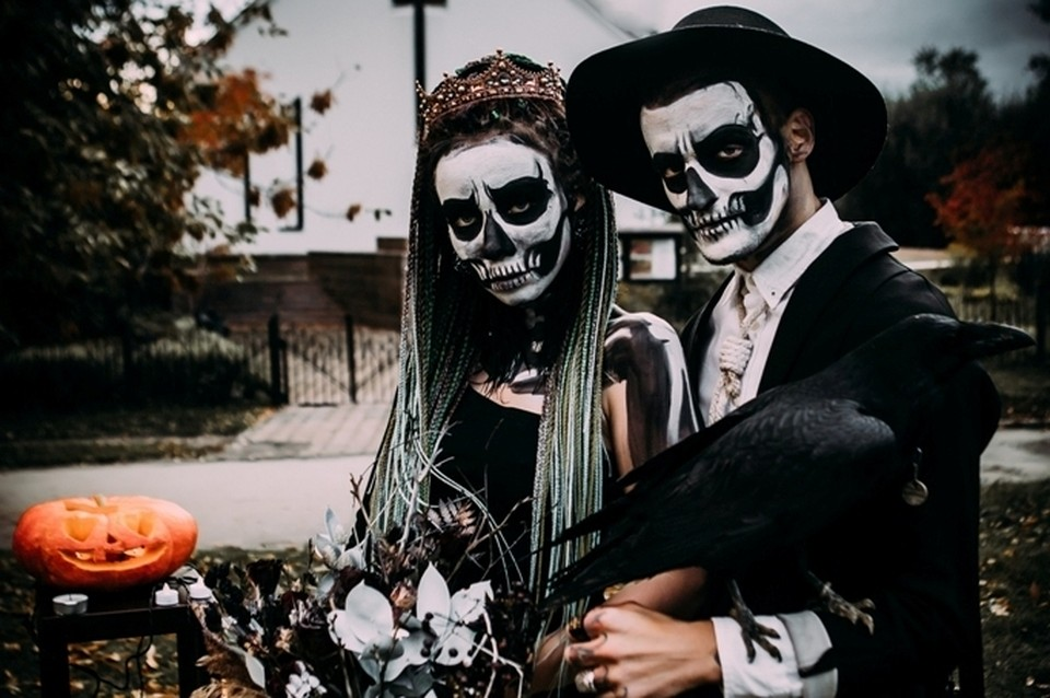 Модели — челябинская пара Илья и Виктория. Фото: Анна Елагина