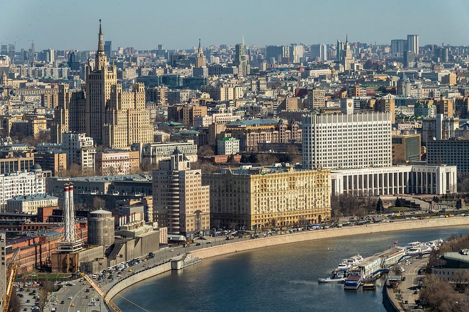 Люди с высокими доходами ожидаемо выбирают для проживания центр, юго-запад и запад Москвы