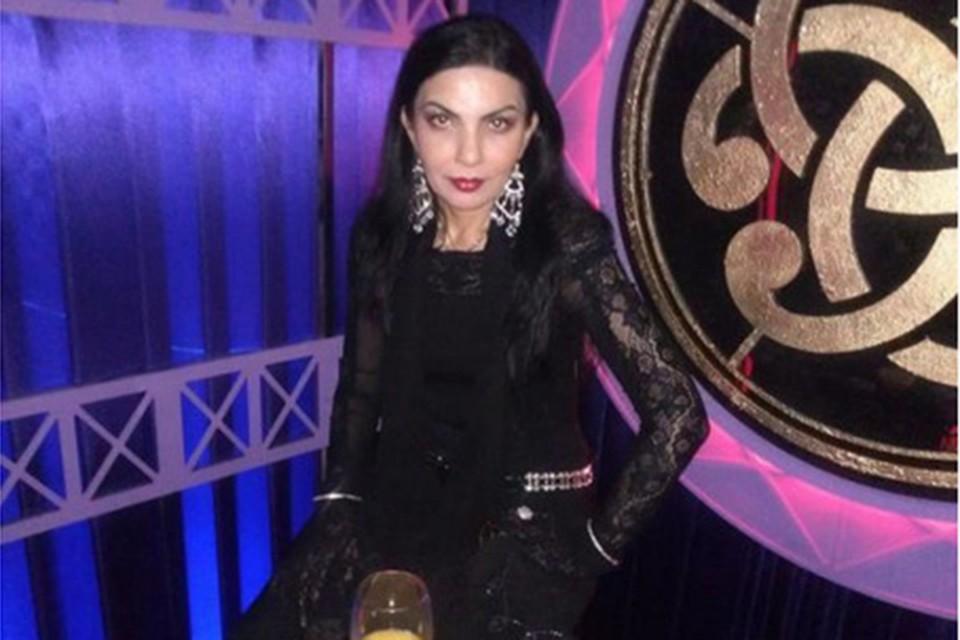 """Вот так выглядела """"Анна Николаевна"""" на фото в своих рекламных объявлениях, в которых обещала все виды любовной магии и прочие удачи. Фото: из открытых источников."""