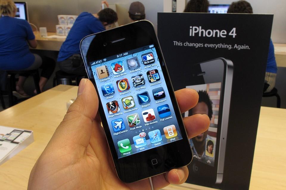 iPhone 5, iPhone 4 и некоторые модели iPad, выпущенные до 2012 года Apple рекомендует обновить