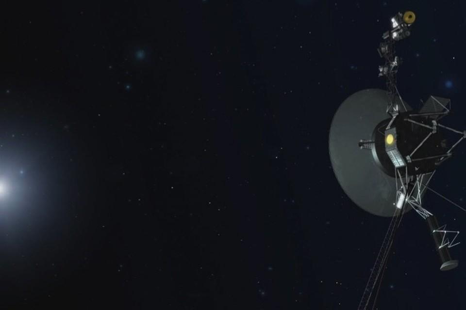 Вечное путешествие земного космического аппарата продолжается уже в ином мире.