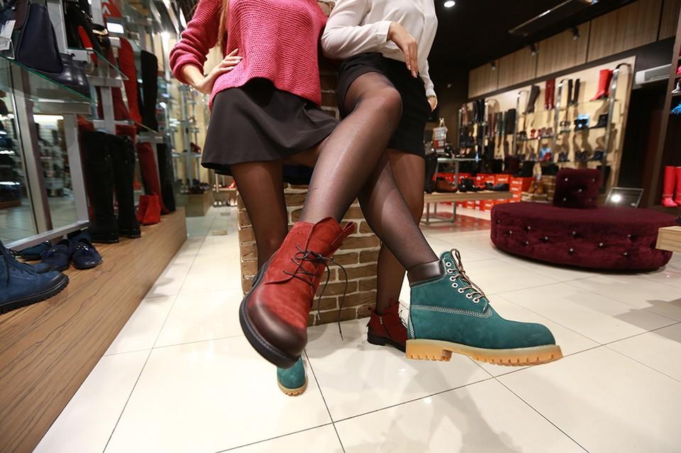 Как выбрать хорошую обувь на зиму?