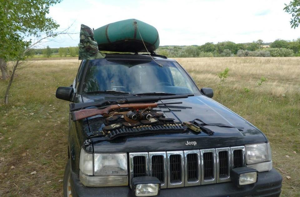Подготовка к охоте - это, прежде всего, повторение охотминимума