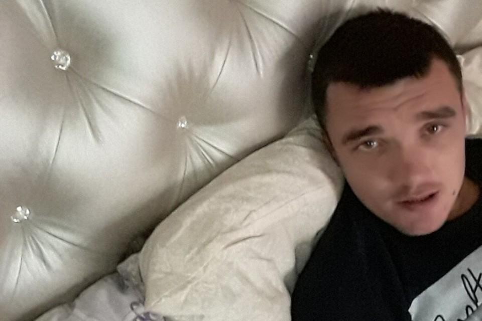 """Сбив женщину с ребенком, Вадим Кулик покинул место ДТП. Но через сутки пришел """"сдаваться""""."""