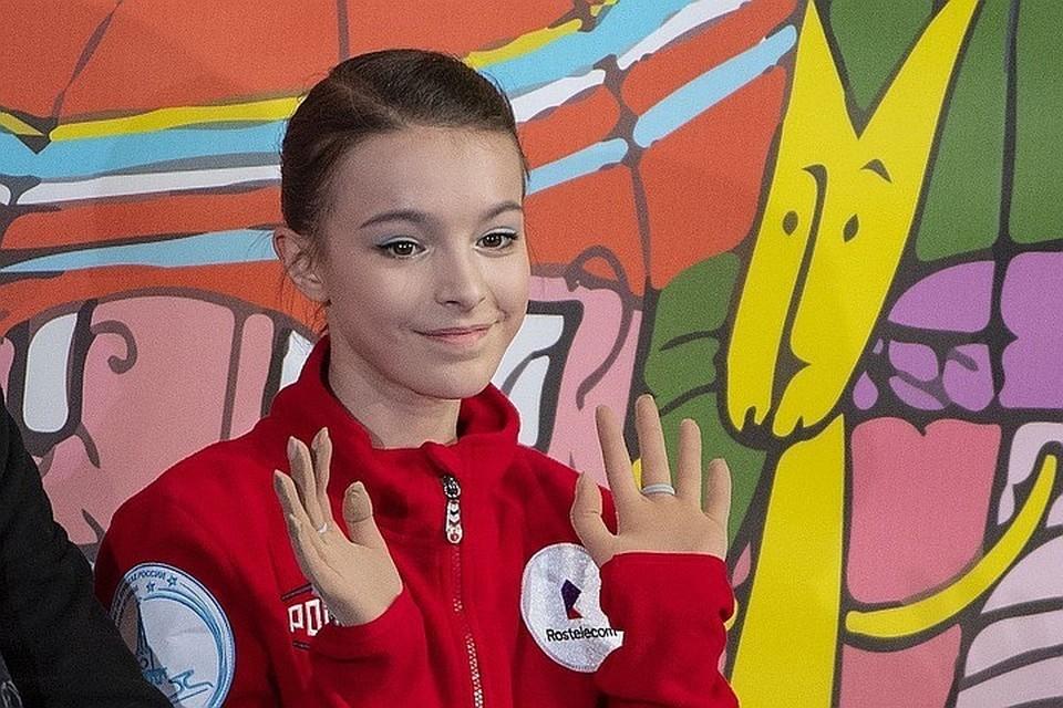 Анна Щербакова удивила всех на Скейт Америка - 2019