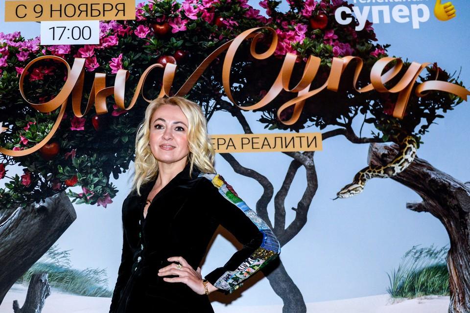 Яна Рудковская. Фото Юлия ИВАНКО