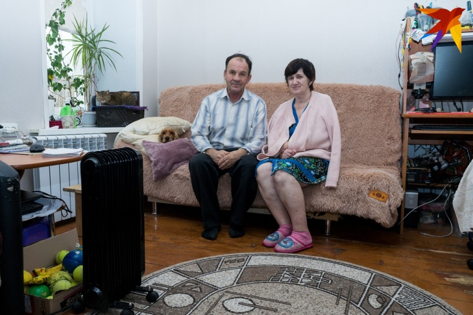 В Орле семья инвалидов осталась без отопления