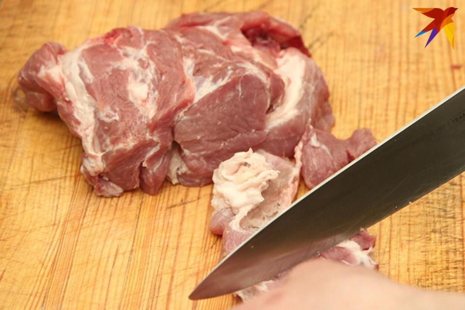 Чтобы блюдо из свинины не стало опасным, мясо должно быть термически хорошо обработано.