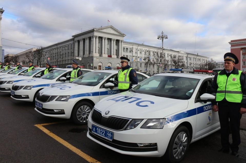21 патрульный автомобиль и 2 служебных мотоцикла поступили в подразделения Госавтоинспекции