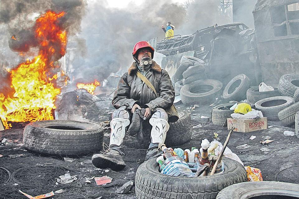 Теперь на Украине учат проводить глубинные перемены без покрышек и майданов.