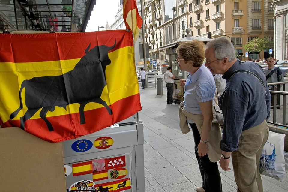 Россияне любят Испанию