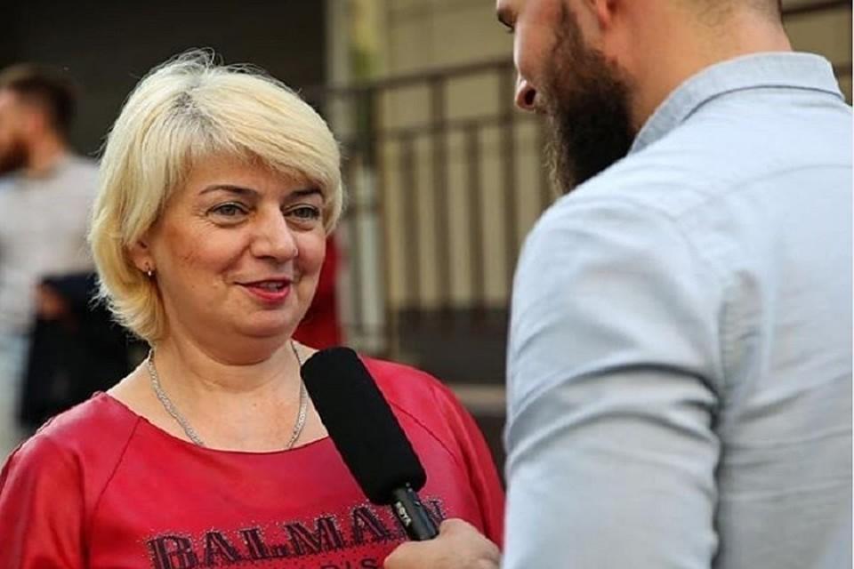 Марина Аксакалова