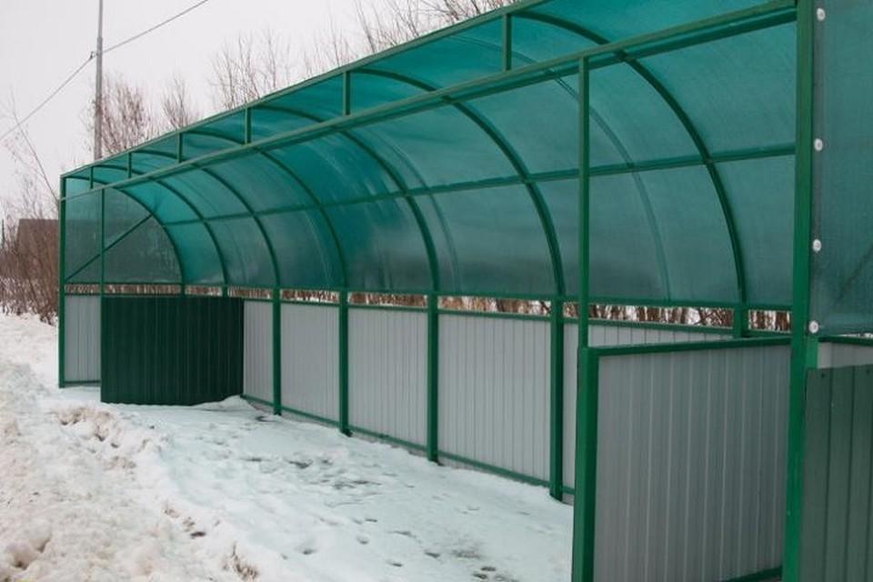В Нижневартовске установлены более 80 контейнерных площадок для мусора. Фото с сайта администрации города Нижневартовск