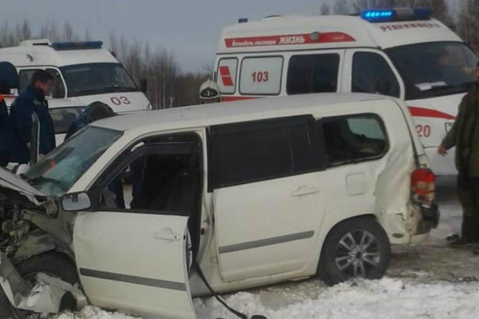 В аварии на трассе «Комсомольск-на-Амуре - Хабаровск» чудом выжили три человека