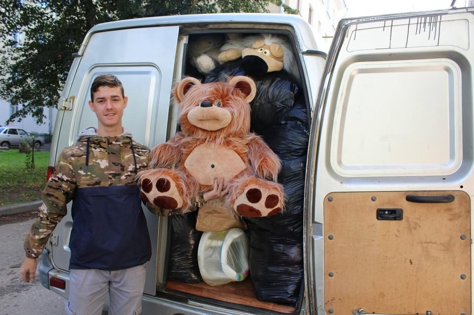 Студентам помогают стать волонтерами Фото: Псковский детский фонд