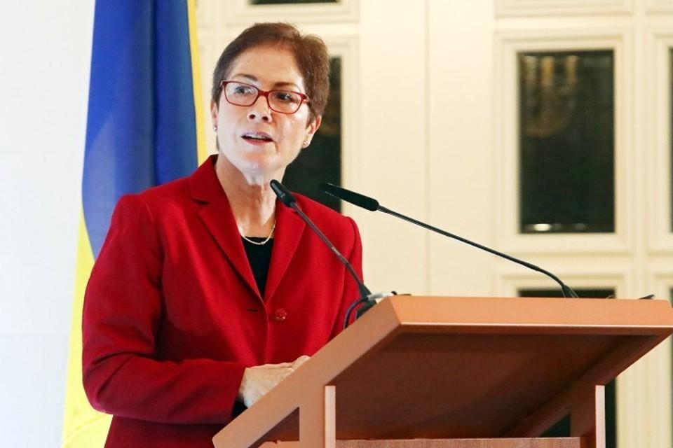 Экс-посол США на Украине Мари Йованович