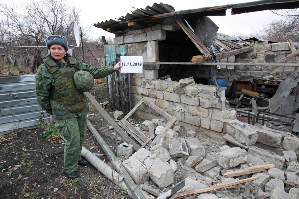 Обстрелы продолжаются. Фото: Валентин Спринчак/ТАСС