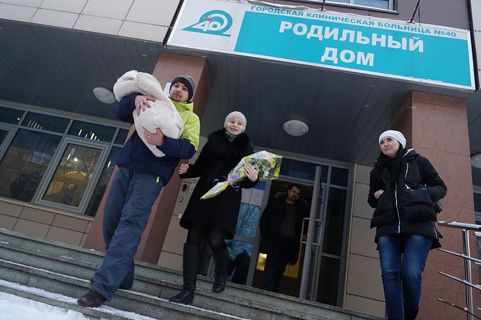 Российская молодёжь отличается слабым желанием иметь детей и низким количеством деторождений