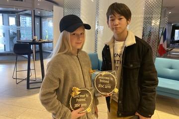 Татьяна Меженцева и Денберел Ооржак выступят в финале «Детского Евровидения» под третьим номером