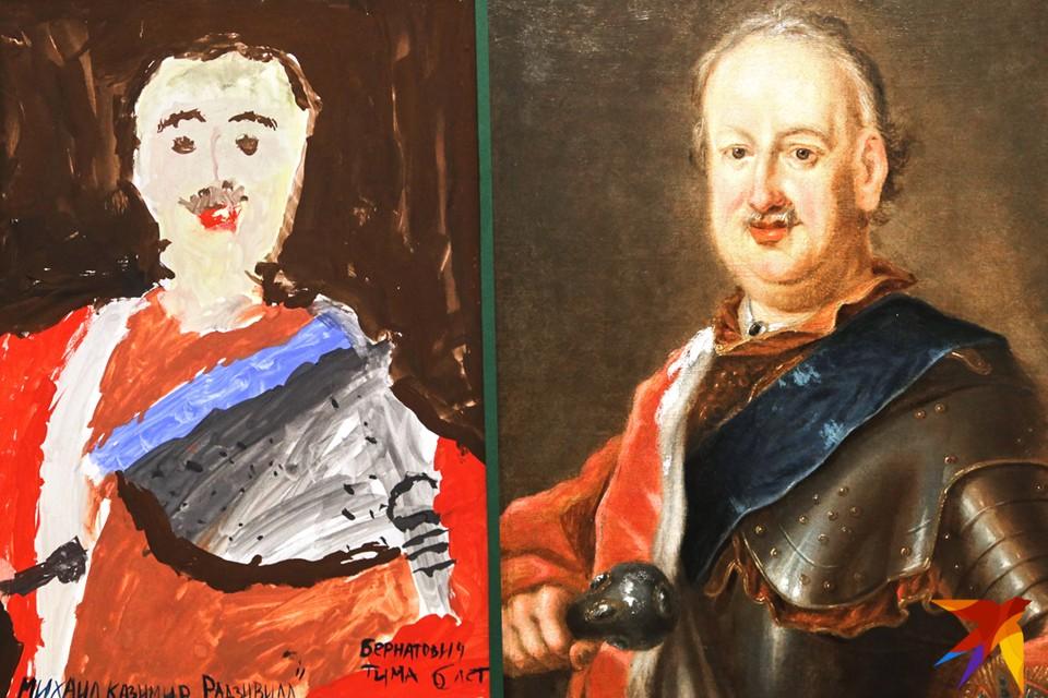 Теперь посетители Национального художественного могут посмотреть сразу две выставки.