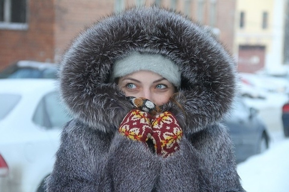 На Кубань идут холода