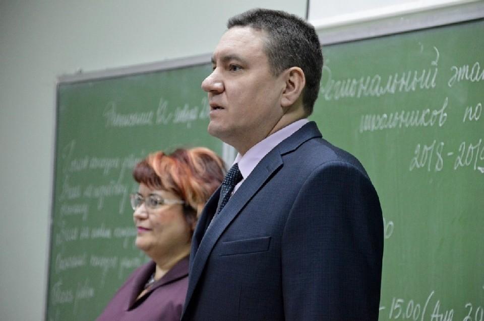 Фото: министерство образования Рязанской области.