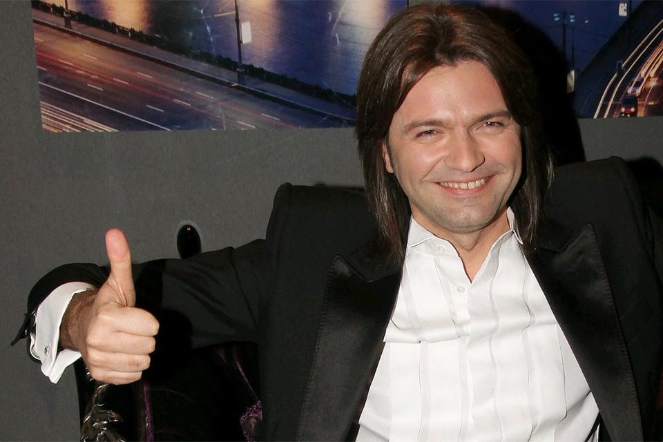 Дмитрий Маликов.