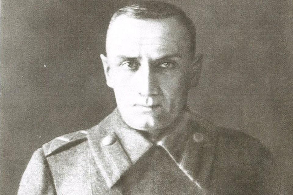 Последняя прижизненная фотография Александра Колчака, 1920 г.