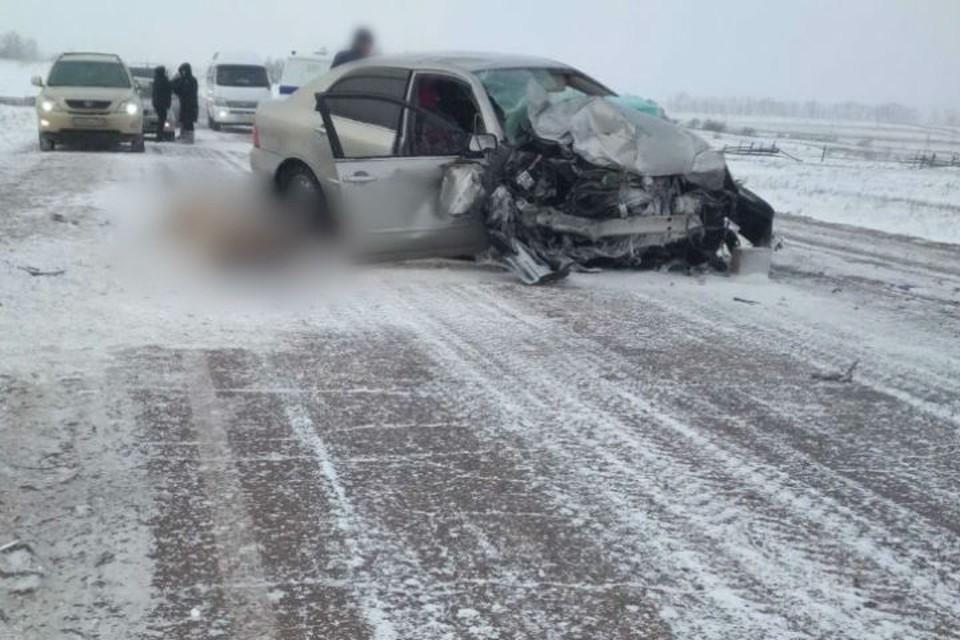 ДТП в Иркутской области: из-за пьяного водителя погиб 38-летний сибиряк