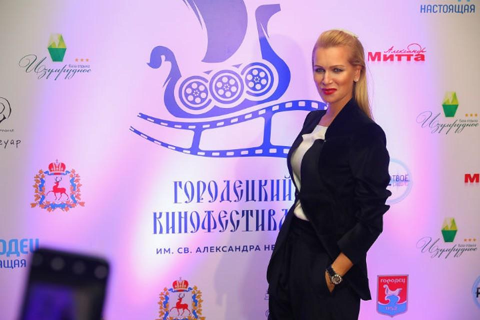 Звезды российского кино съехались на кинофестиваль в Городец. ФОТО: Кирилл Мартынов.